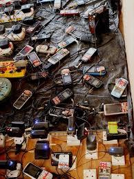 móviles desuso