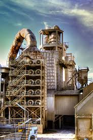 fábrica de cemento